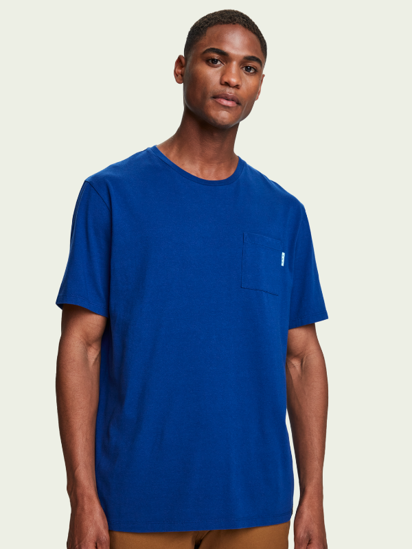 Scotch & Soda Cobalt T-Shirt
