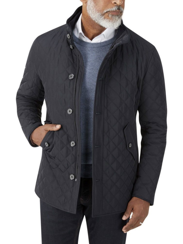 Skopes Navy Pembrige Jacket