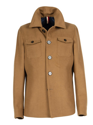 2BLIND2C Cognac Casual Jacket