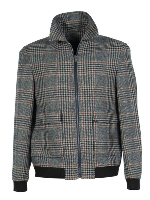 2BLIND2C Check Casual Jacket