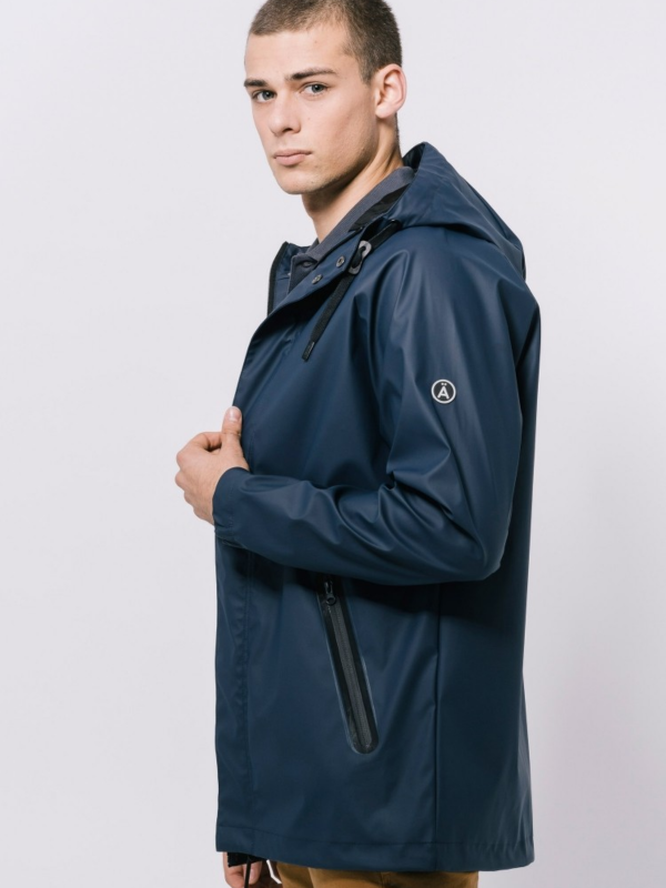 TANTÄ Waterproof Indigo Jacket