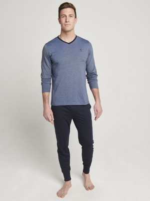 Jockey Navy Loungewear Set