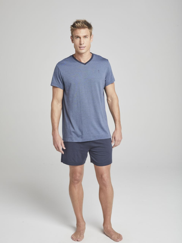 Jockey Navy Short Loungewear