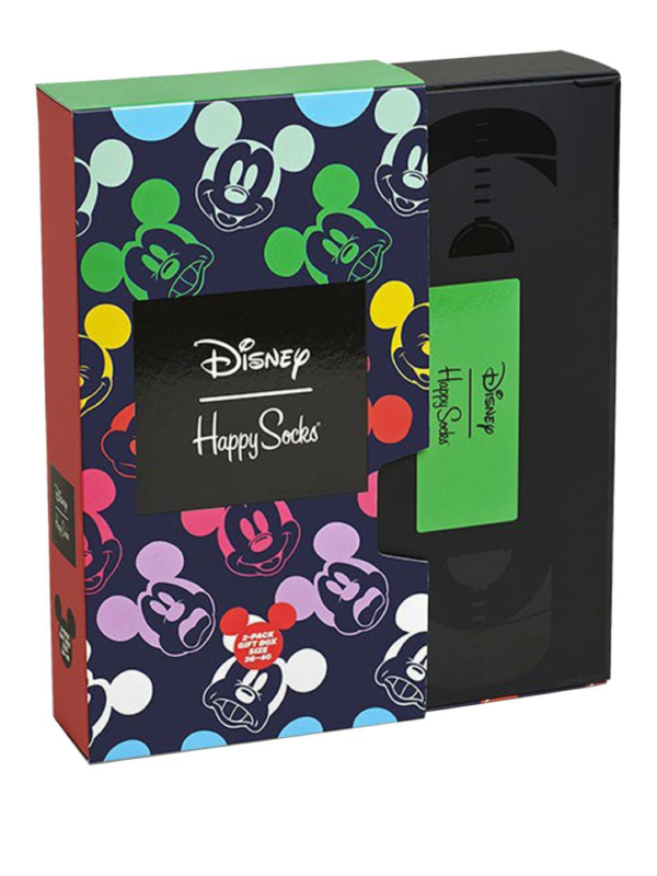 Happy Socks Disney 2 Pack DVD Gift Set