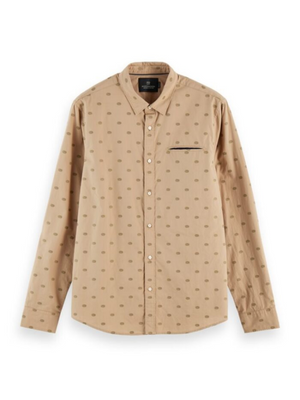 Scotch & Soda Chic Pocket Shirt