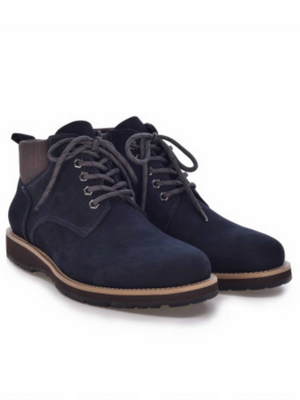 Digel Navy Casual Boots