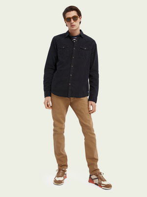 Scotch & Soda Antra Denim Shirt