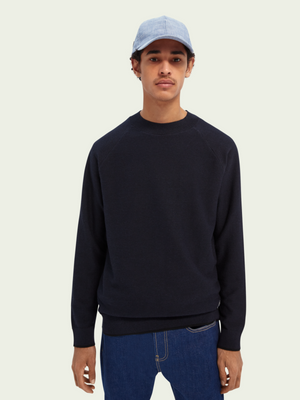 Scotch & Soda Midnight Crewneck