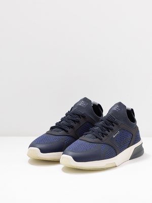 GANT Navy Hightown Sneaker