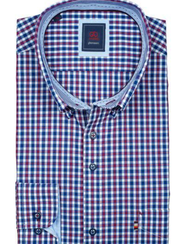 Andre Jeanswear Check Shirt