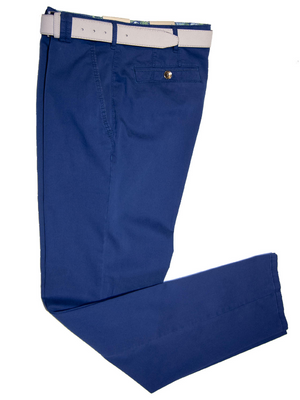Meyer New York Dark Blue Trousers