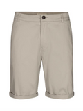 Tailored & Originals Off White Chino Shorts