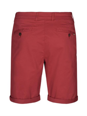 Tailored & Originals Red Chino Shorts