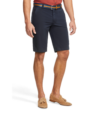 Meyer Navy Palma Shorts