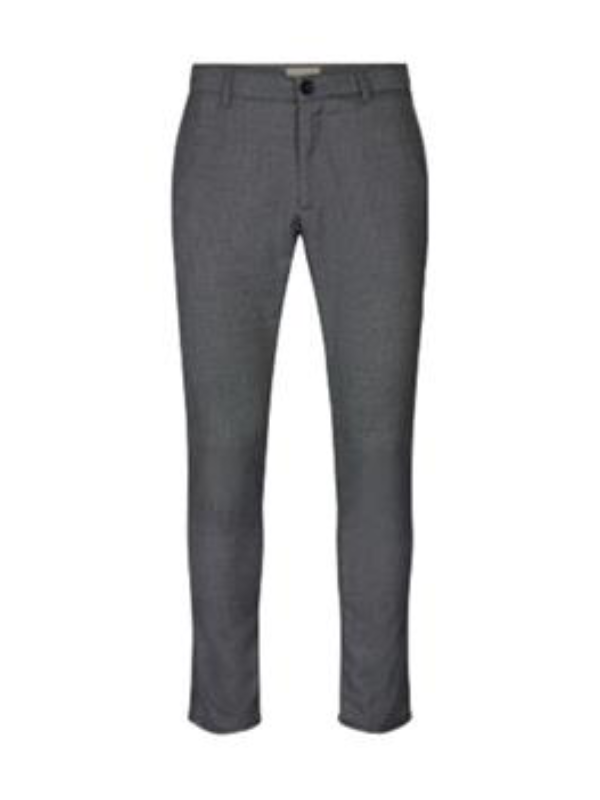 Tailored & Originals Salt & Pepper Slim Fit Trouser