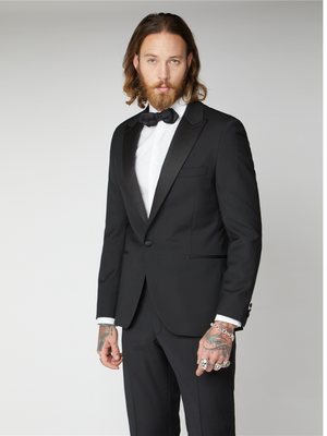 Gibson London Black Tuxedo Jacket