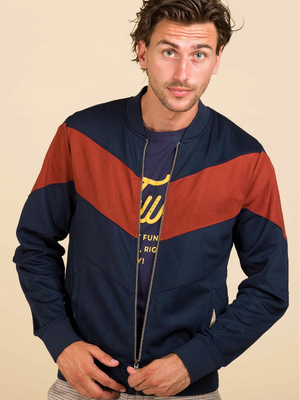4funkyflavours Full Zip Track Jacket