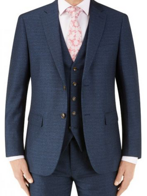 Skopes Santini Navy 3 Piece Suit