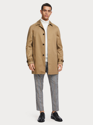 Scotch & Soda Sand Trench Coat