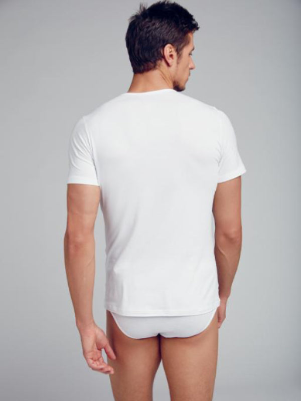 Jockey White 2 Pack T-Shirt
