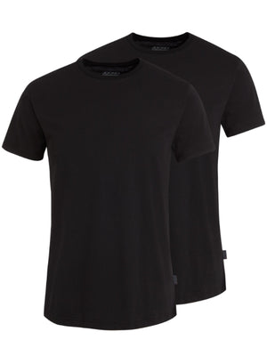 Jockey Black 2 Pack T-Shirt