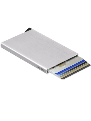 Secrid Brushed Silver Card Protector