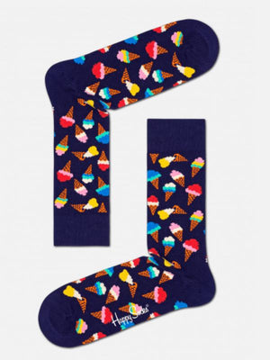 Happy Socks 2 Pack Ice Cream Socks