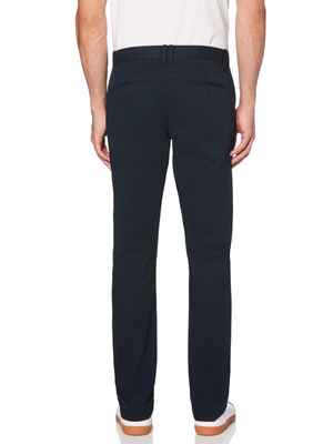 Original Penguin Navy Stretch Chino