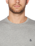 Original Penguin Grey Crewneck T-Shirt