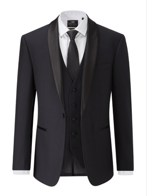 Skopes Newman Tuexedo Shawl Collar Jacket
