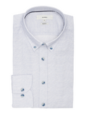 2BLIND2C Light Blue Oxford Slim Fit Shirt