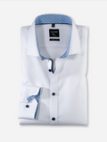 Olymp Super Slim White Shirt