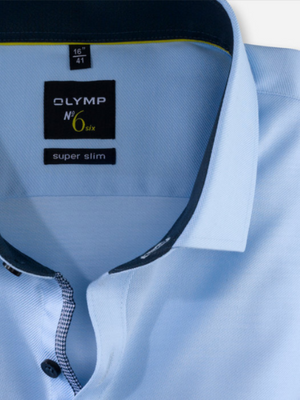 Olymp Blue Super Slim Shirt