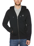 Original Penguin Black Full Zip Hoodie