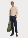 Scotch & Soda Stone Merino Wool Crewneck