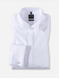 Olymp Wing & Double Cuff Body Fit Shirt