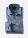 Olymp Dark Blue Modern Fit Shirt