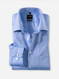 Olymp Modern Fit Blue Shirt