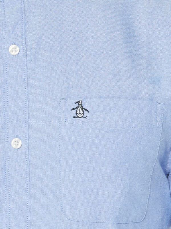 Original Penguin Blue Oxford Shirt