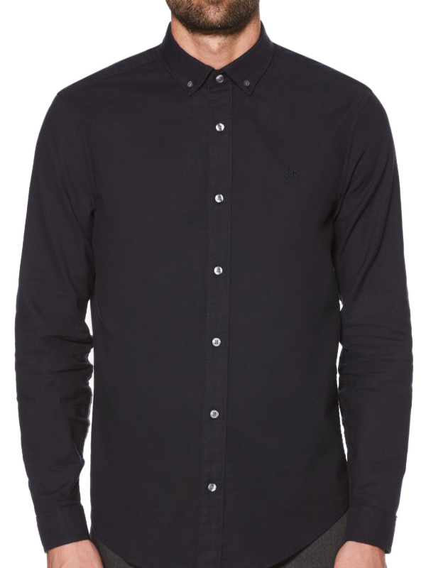 Original Penguin Dark Sapphire Oxford Shirt