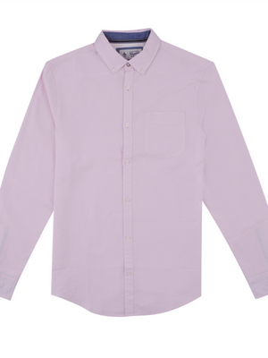 Original Penguin Parfait Pink Oxford Shirt