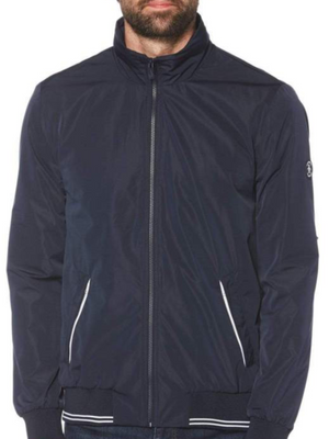 Original Penguin Navy Windbreaker Jacket