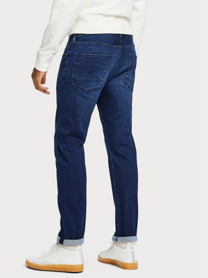Scotch & Soda Blue Image Ralston Jeans
