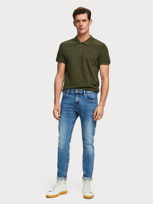 Scotch & Soda The Still Life Skim Jeans