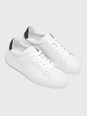 GANT Denver White Leather Sneaker