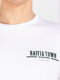 Scotch & Soda The Raffia Town Artwork T-Shirt