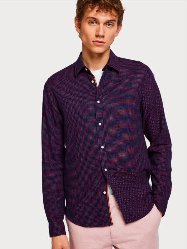 Scotch & Soda Classic Woven Shirt