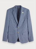 Scotch & Soda Yarn Dyed Blazer