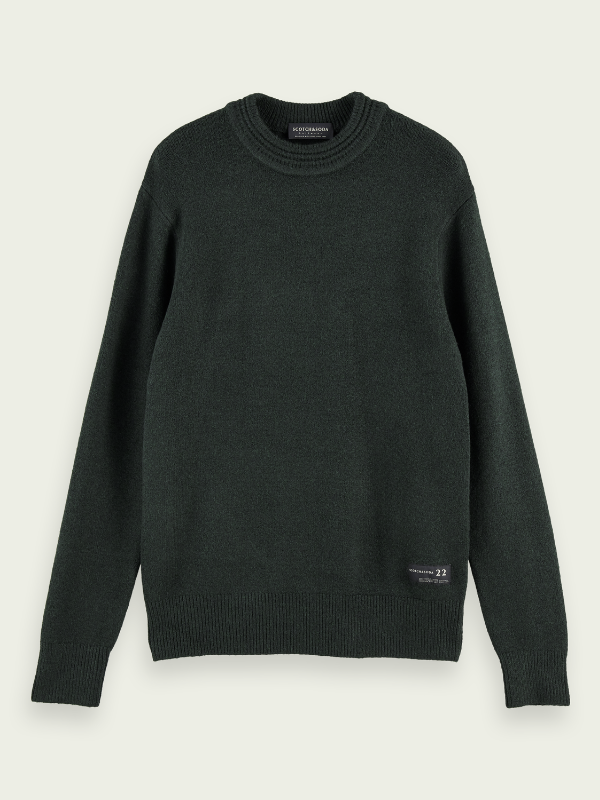 Scotch & Soda Artic Teal Knit