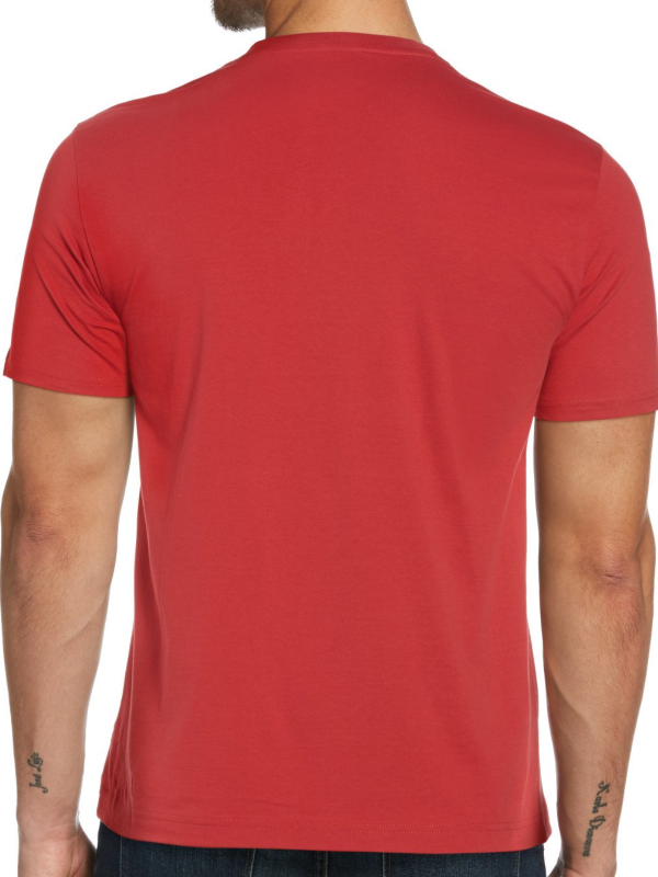 Original Penguin Cardinal Red T-Shirt